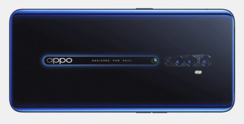 Oppo Reno 2 with quad camera and 20x zoom set for UK release