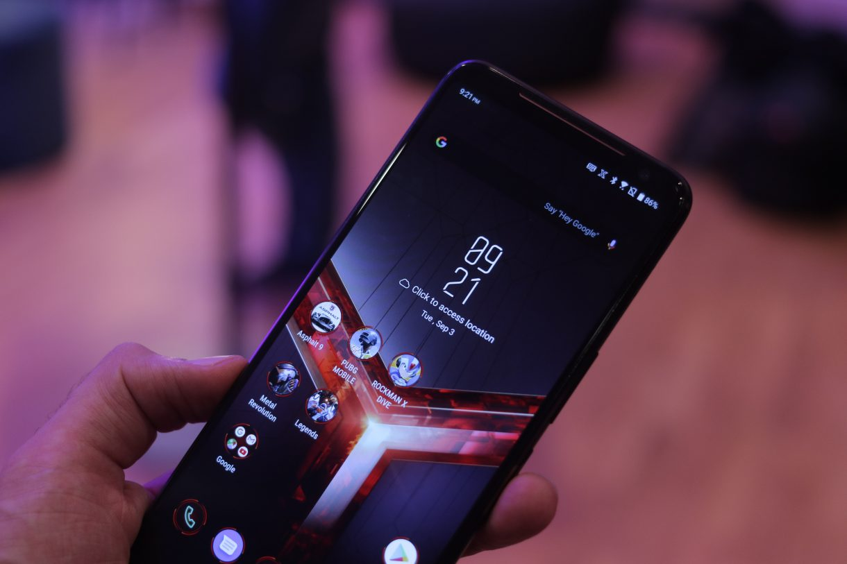 Hands on: Asus ROG Phone 2 Review - IFA 2019
