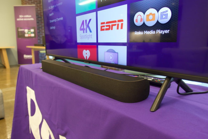 Roku's First Soundbar Is the Cheap Upgrade Your TV Needs