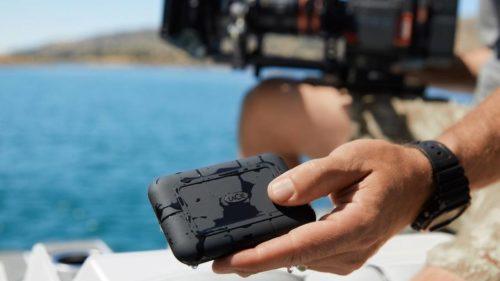 LaCie Rugged SSDs help creators take their work anywhere and everywhere