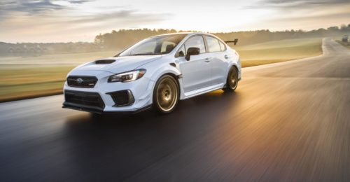 2019 Subaru STI S209 First Drive: S Marks the Spot