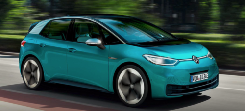Volkswagen ID.3 is almost an electric Golf – and cheaper than Tesla Model 3