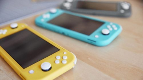 Nintendo Switch Lite launch: How to transfer game saves and user data