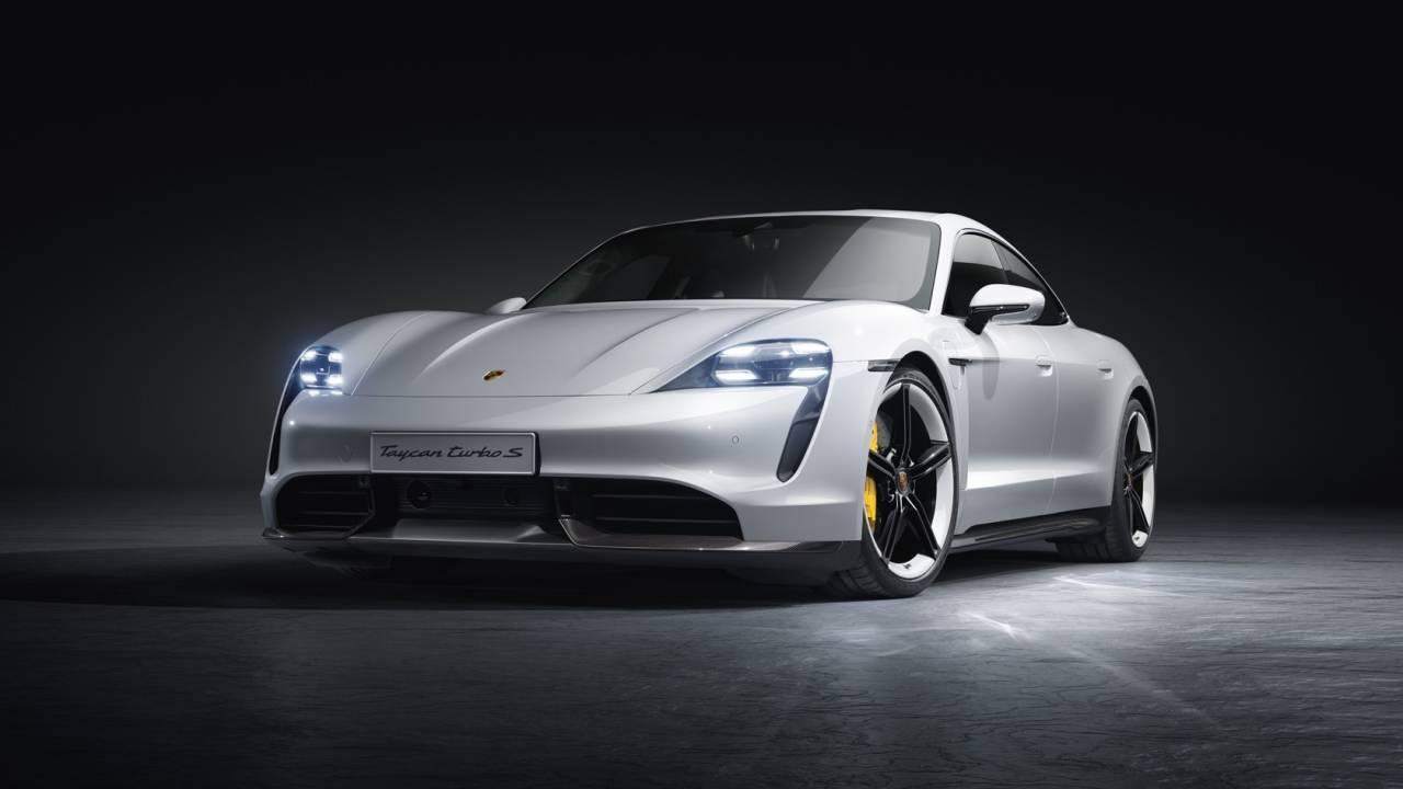 Porsche Taycan vs Tesla Model S: Luxury EV sedan fight