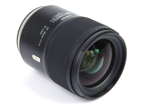 Tamron SP 35mm f/1.4 Di USD (F045) Review