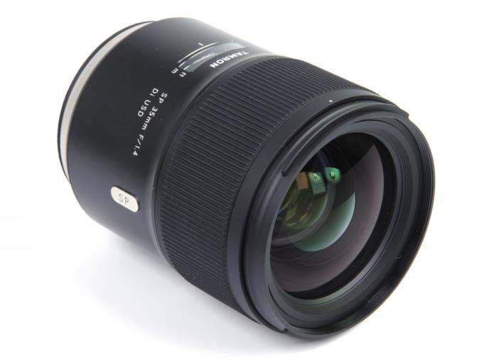 Tamron SP 35mm f/1.4 Di USD (F045) Review
