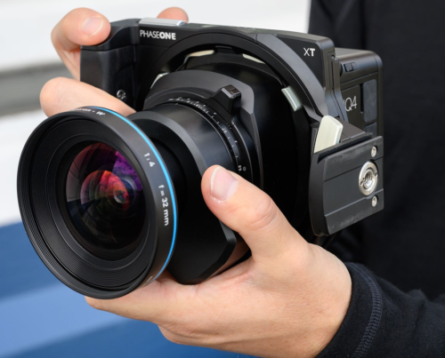 Hands-on with the Phase One XT camera system