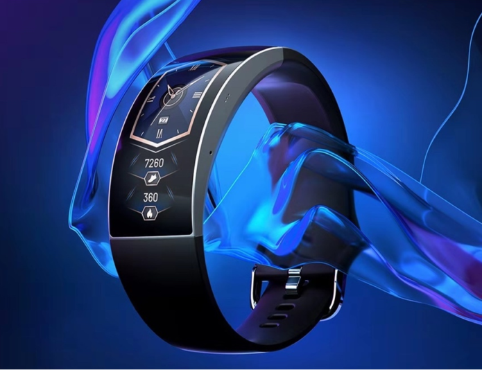 Huami's Amazfit X curved smartwatch is launching in 2020