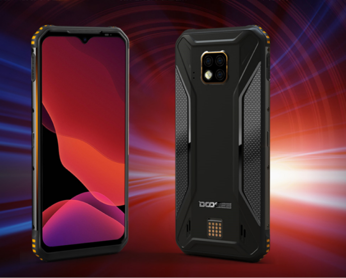 Doogee S95 Pro New Modular Rugged Phone leaked!!! First Flagship Rugged phone with 48MP & Helio P90 SoC