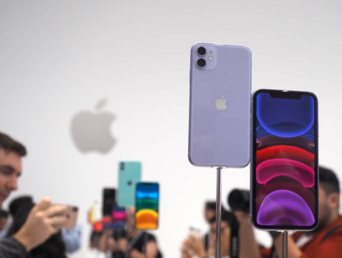 iPhone 11 hands-on: Narrowing the flagship gap