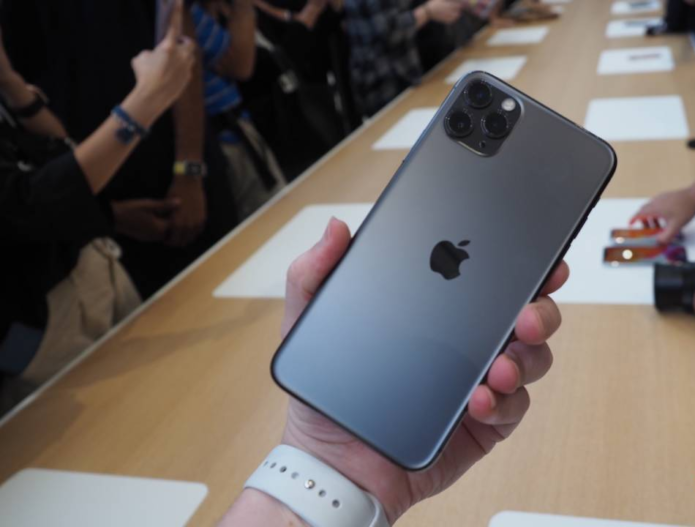 iPhone 11 Pro hands-on: That flagship feeling