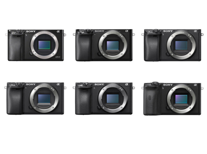 Sony a6000, a6100, a6300, a6400, a6500, a6600: what's the difference and which should I buy?