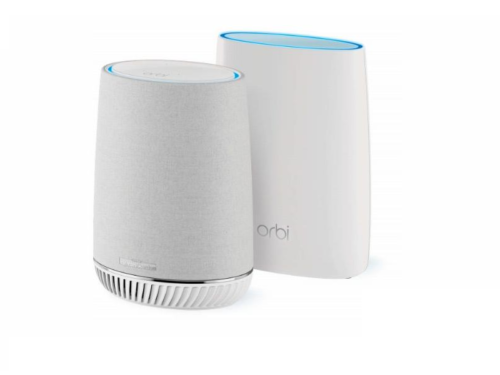 Netgear Orbi RBK50V Mesh Wi-Fi Smart Speaker System Review