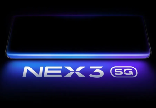 Vivo NEX 3 5G Exposure: 99.6% Screen Ratio, 44W Fast Charge