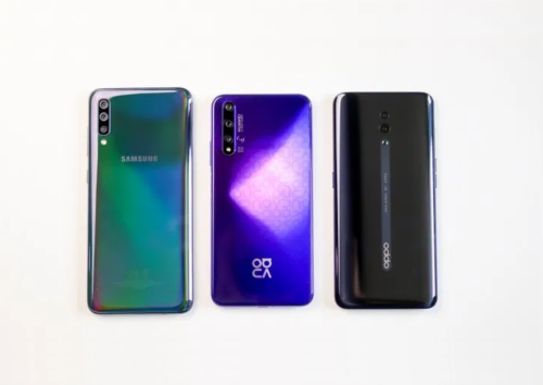Huawei Nova 5T vs OPPO Reno vs Samsung Galaxy A70: Which phone can provide the most value?