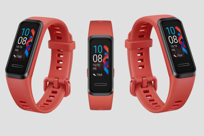 Huawei's entire event lineup leaks as Band 4 fitness tracker is shown off
