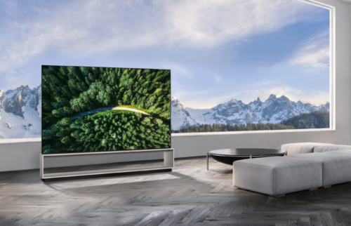 LG launches the world's first 8K OLED TV: And you'll actually be able to buy it