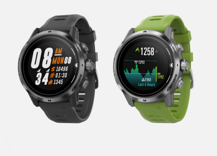 Coros Apex Pro is a sports watch with big ultra runner appeal