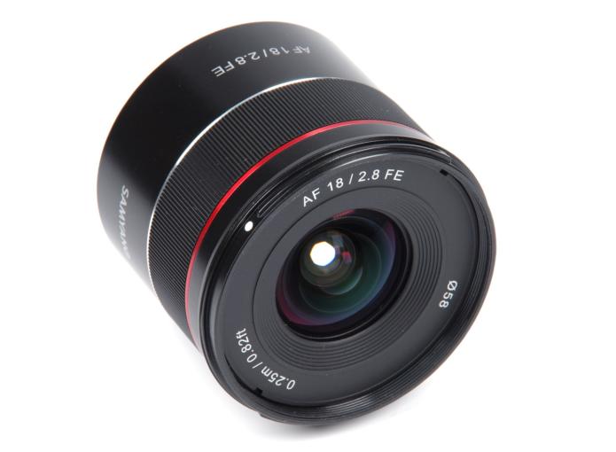 Samyang AF 18mm f/2.8 FE Lens Review