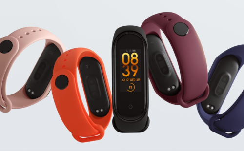 Xiaomi releases Mi Band 4 update to address swim tracking issues