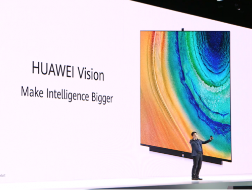 Huawei Vision specs, price and release date: What you need to know about the new 120Hz, 4K TV