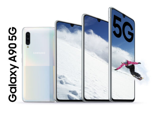 Galaxy A90 5G: Samsung reveals early contender for mid-range 5G king