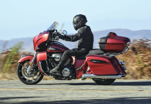 2020 Indian Roadmaster Dark Horse Review – First Ride