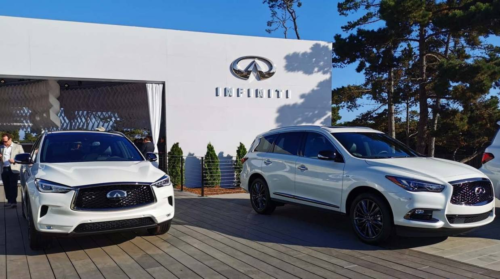 Infiniti Edition 30 collection marks thirty years for an automaker poised for change