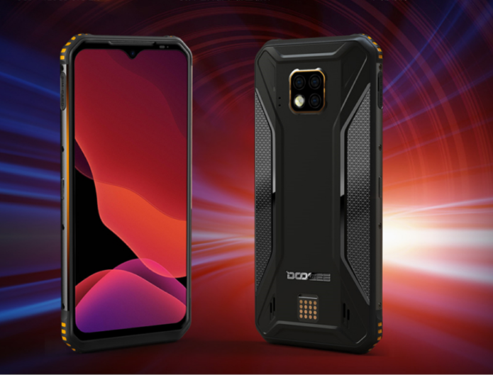 DOOGEE S95 Pro – Worlds First 48MP + 10x Optical Flagship Three-Proof Smartphone