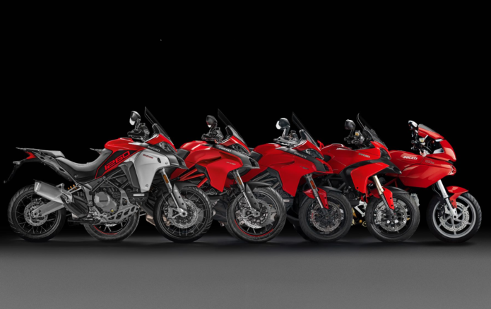 DUCATI BUILDS 100,000TH MULTISTRADA: CONFIRMS V4 MST FOR 2021