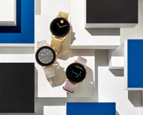Movado Connect 2.0 smartwatch unveiled with latest Wear OS features