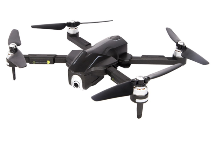 XMR/C M8 RC Drone Review: 4K WIFI Brushless GPS Foldable RC Drone