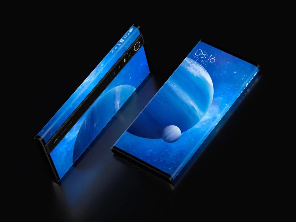 Xiaomi Mi Mix Alpha Best Features