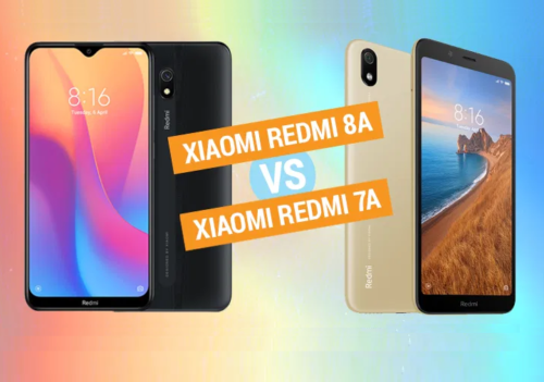 Xiaomi Redmi 8A vs Redmi 7A: What's changed?