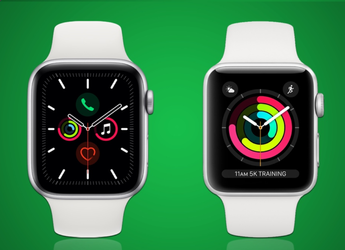 Apple Watch Series 5 vs Series 3: Which smartwatch is best?