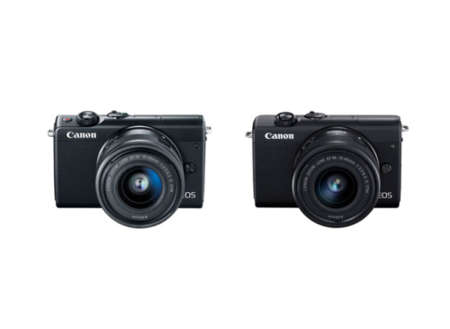 Canon EOS M100 vs M200 – The 10 Main Differences