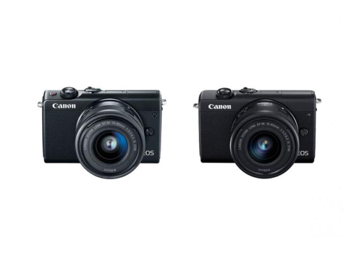 Canon EOS M100 vs M200 – The 10 Main Differences