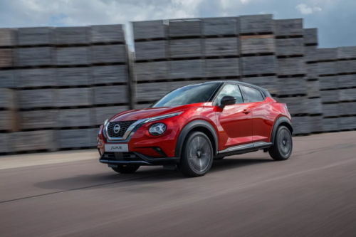 2020 Nissan Juke Is Every Bit as Weird as Ever
