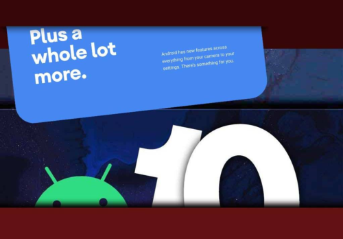 Android 10 released [UPDATE 2: Pixel today!]