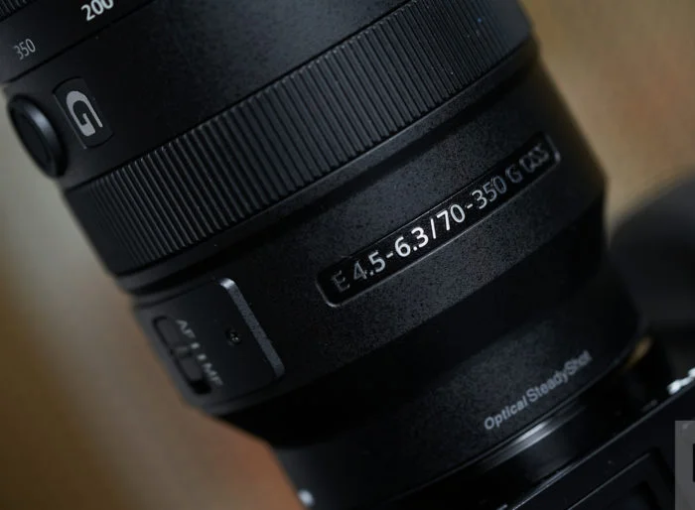 First Impressions: Sony E 70-350mm F4.5-6.3 G OSS (Sony E, APS-C)