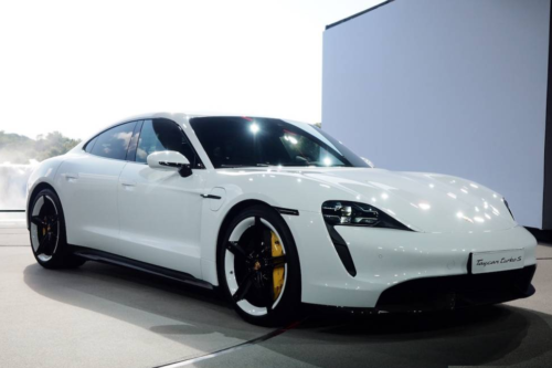 2020 Porsche Taycan official: Price, range, power and tech