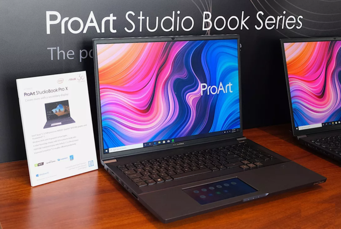 Asus' ProArt StudioBook One Is Like a Classy Mothership (And I Want It)