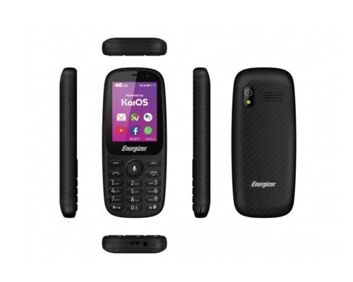 Energizer E241, E241S feature phones announced at IFA 2019