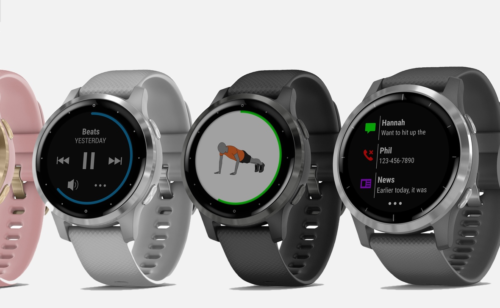 Garmin Vivoactive 4 unveiled – fitness smartwatch aims to be a better workout partner