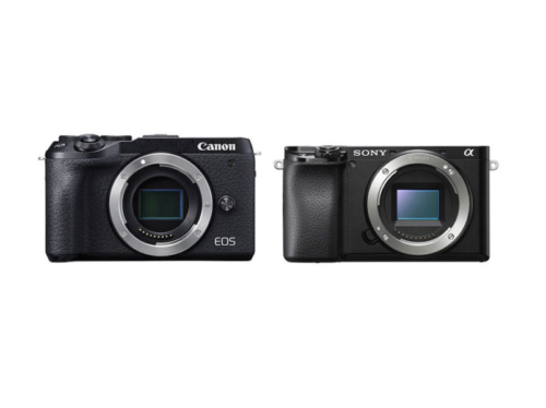 Canon EOS M6 II vs Sony a6100 – The 10 main differences