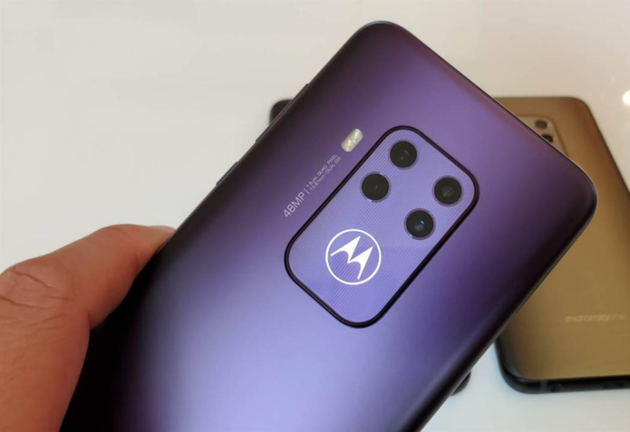 Motorola One Zoom first look: 48-megapixel Android on a budget