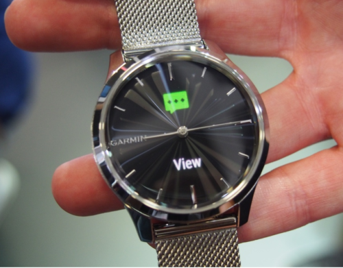 Garmin Vivomove 3 Hands-on Review : First look – Hybrid gets pricey, but doubles up on screen estate