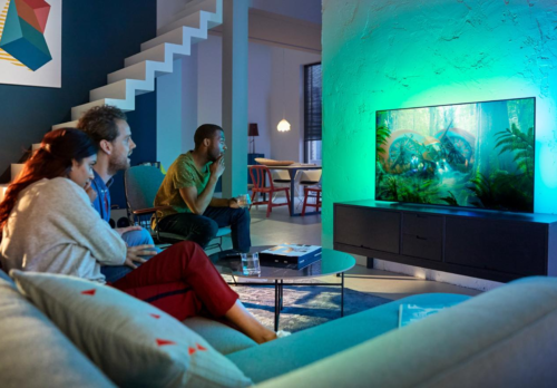 Philips launch OLED 754 budget 4K TV