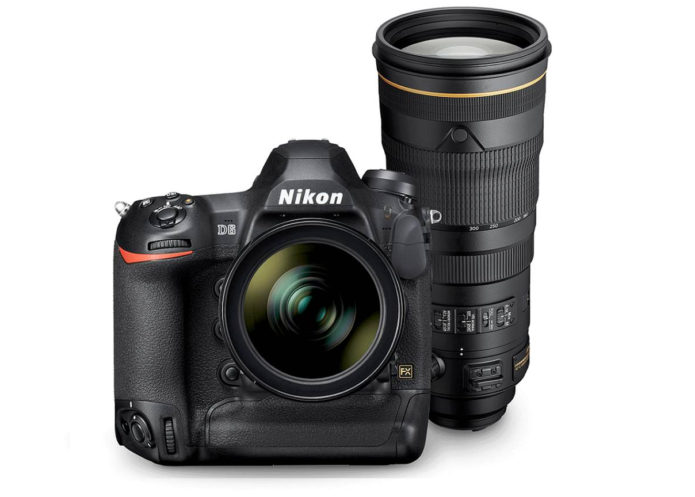 Nikon D6 & AF-S NIKKOR 120-300mm f/2.8E FL ED SR VR Lens Development Announced