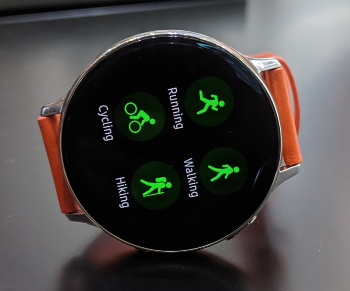 Samsung Galaxy Watch Active 2 first look: Bezel returns, ECG in waiting